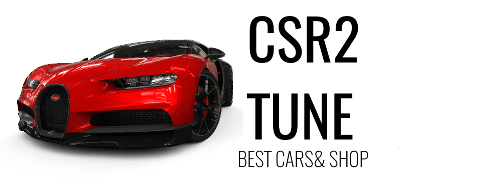 Tunes and Shift for CSR Racing 2